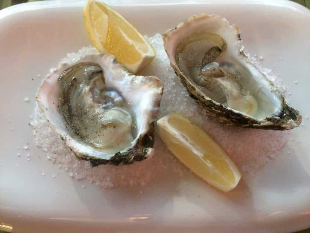 oysters and sex