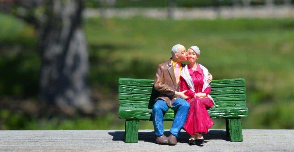 ältere Paare Sex haben
