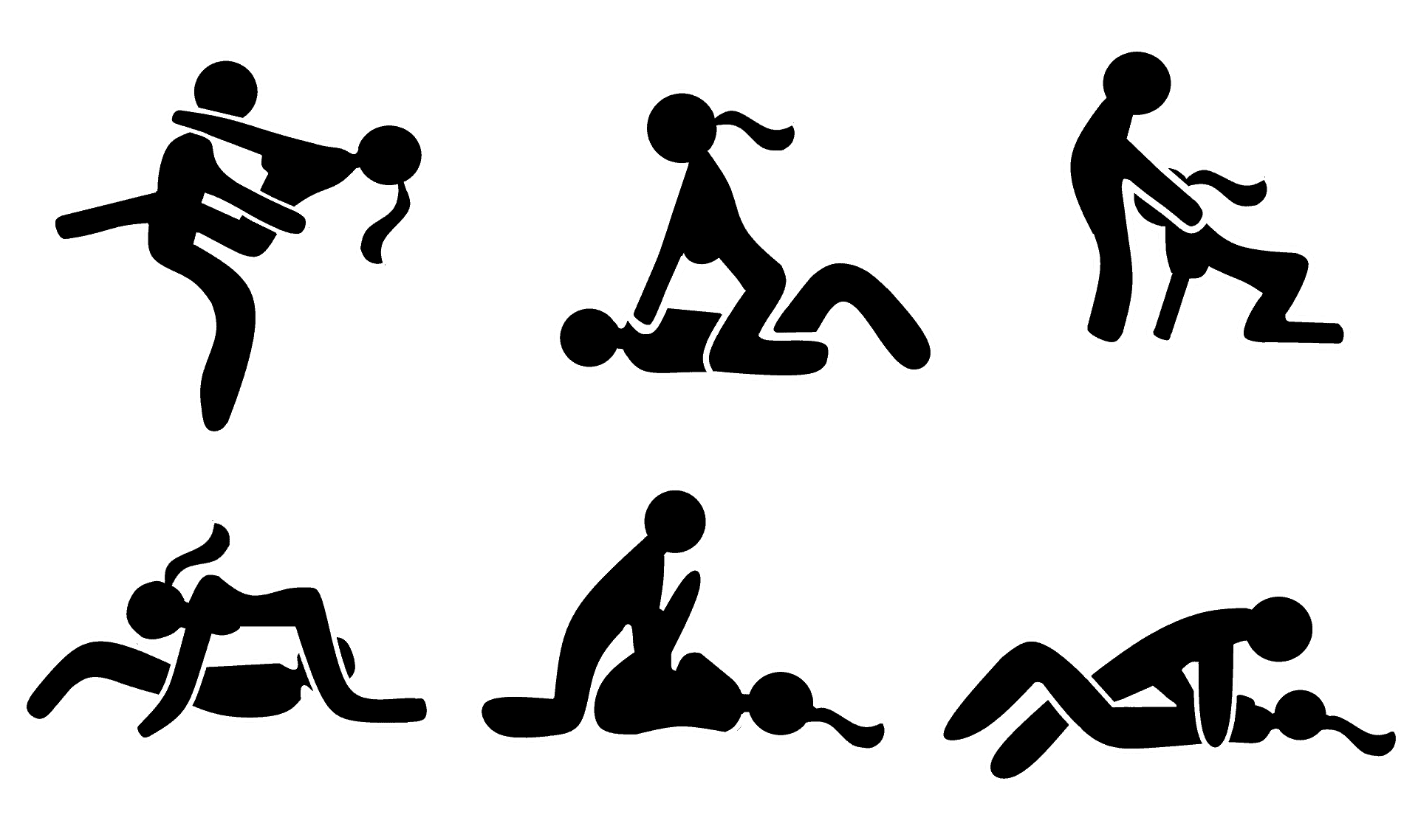 The most comfortable Sex positions