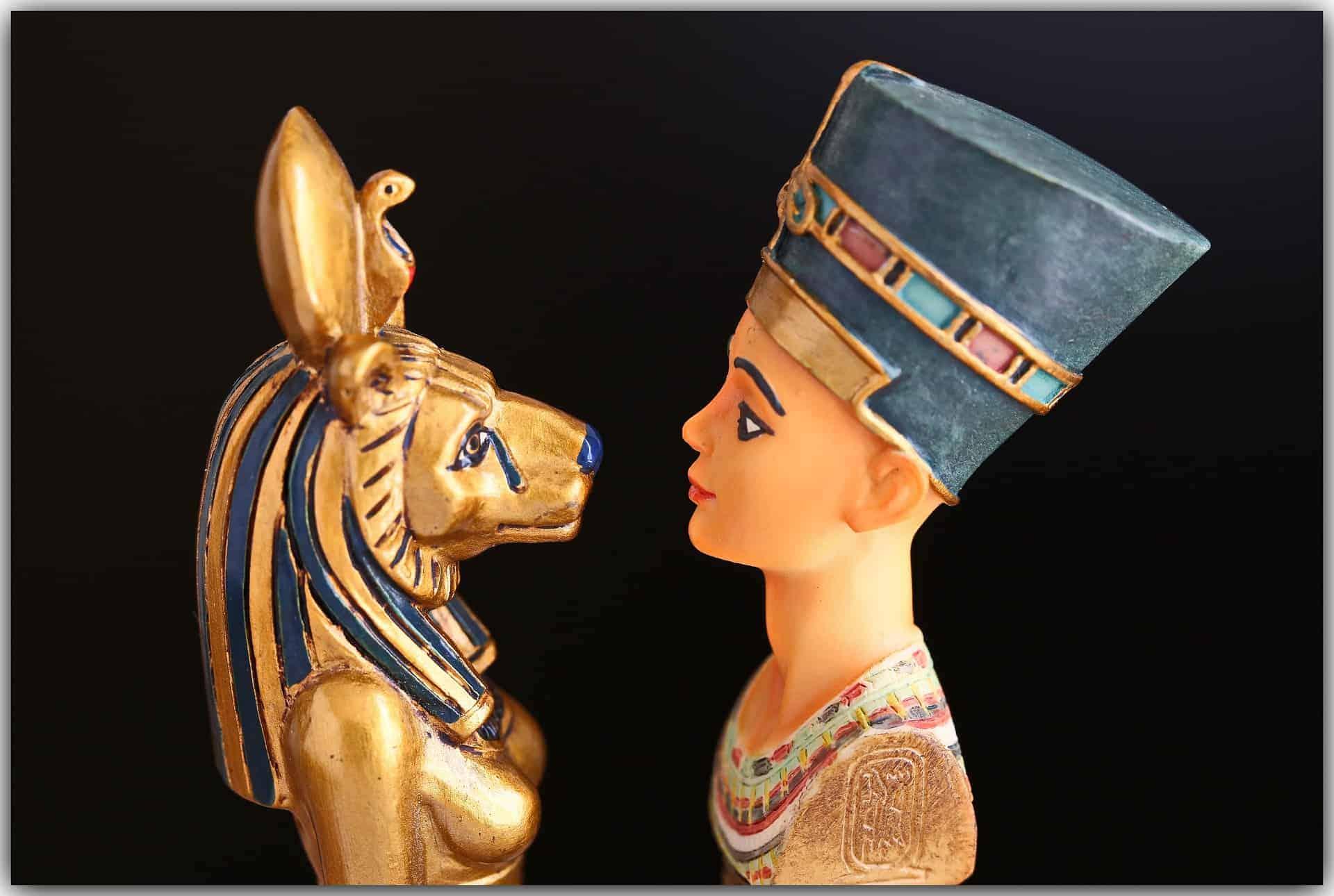 egyptian neferetti