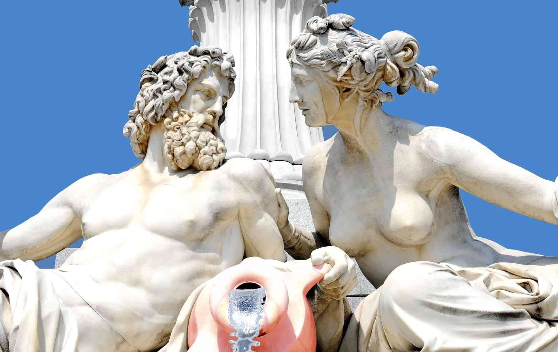 Erotika-Szexualitás-mítosz és történelem- Ókori görögország